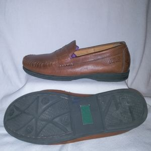 Arnold Palmer loafers